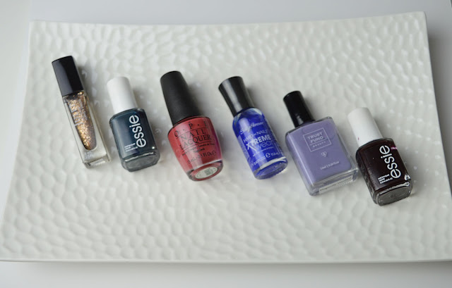 bold statement nail polish shades
