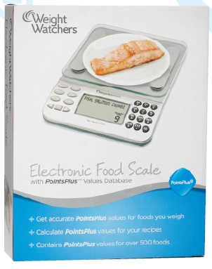 Weight watchers points plus food scale coupon