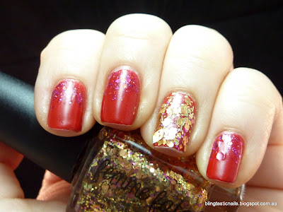 Zoya Sooki with Femme Fatale Eventide and Crimson Acolyte