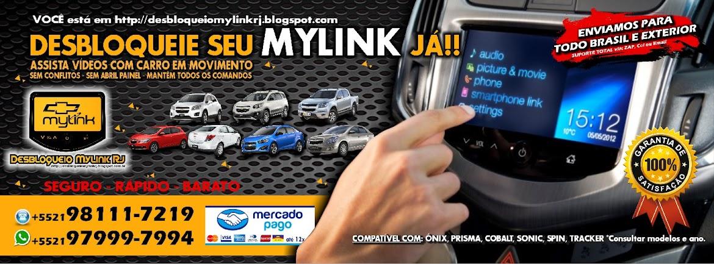 DESBLOQUEIO MYLINK RJ
