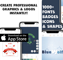 iOS Tool Of The Week - Vector Logo Maker