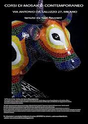 Corsi di mosaico contemporaneo