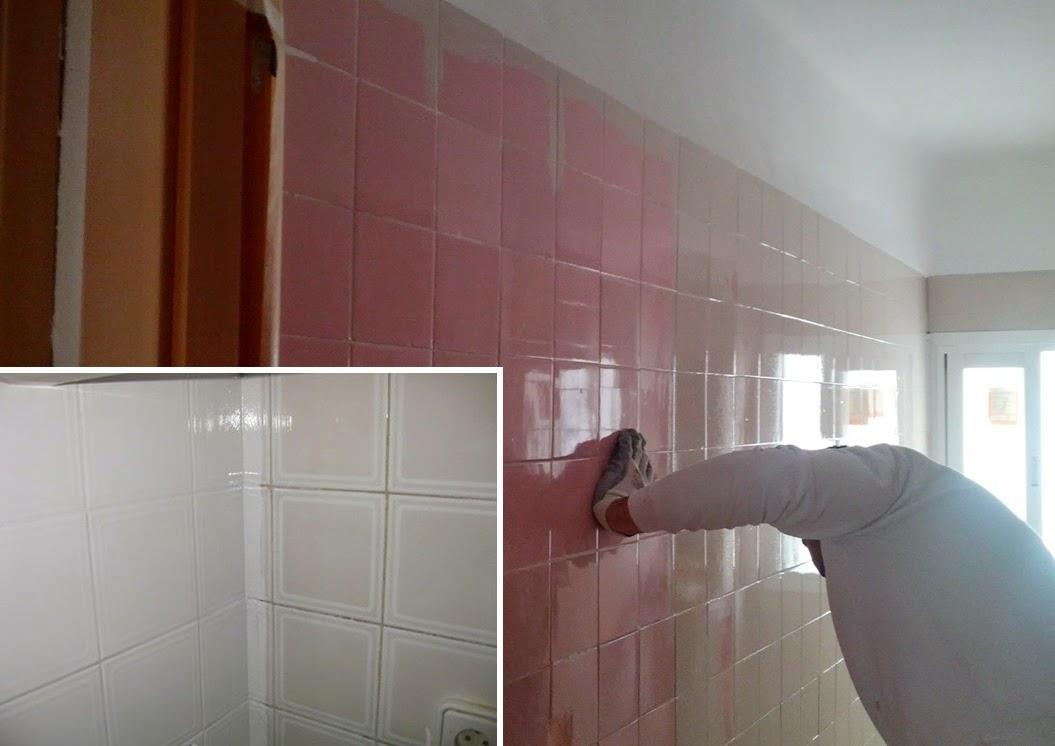 Pintores en granada p decor pintores en granada pintura - Pinturas para azulejos de bano ...