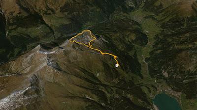 GPS Piz Lat Dreiherrenspitze PizLad