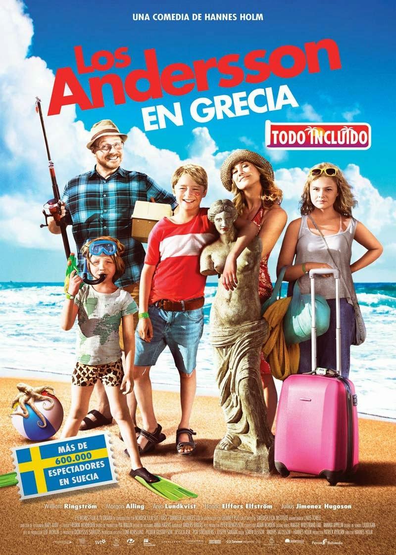 Los Andersson En Grecia (2012)