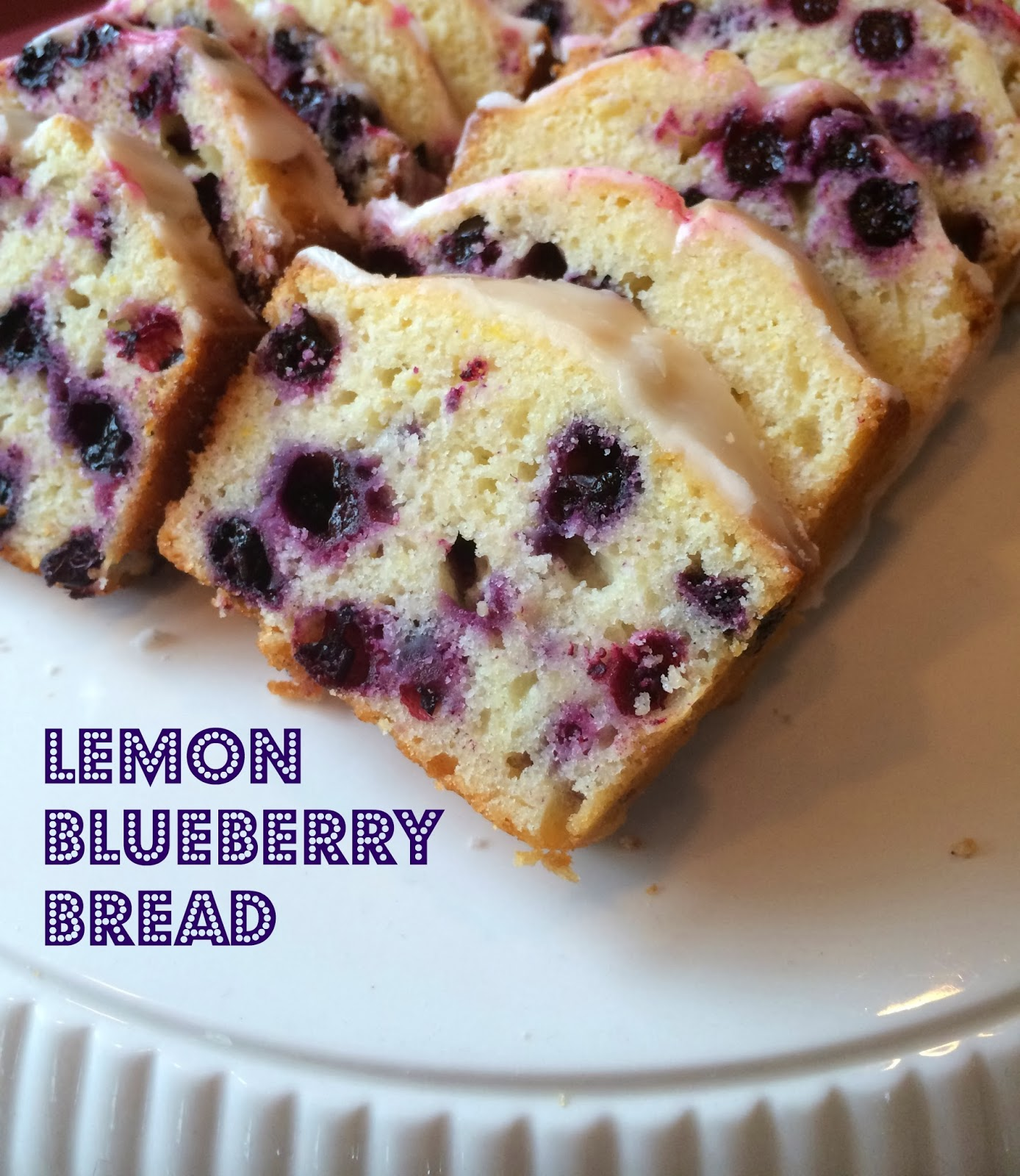 Recipe For Blueberry Bread Using Cake Mix