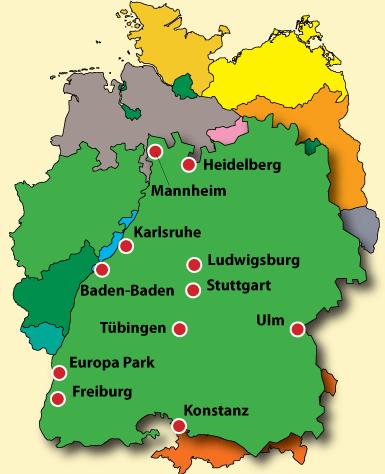 deutsch Ladenburg(Baden-Württemberg)