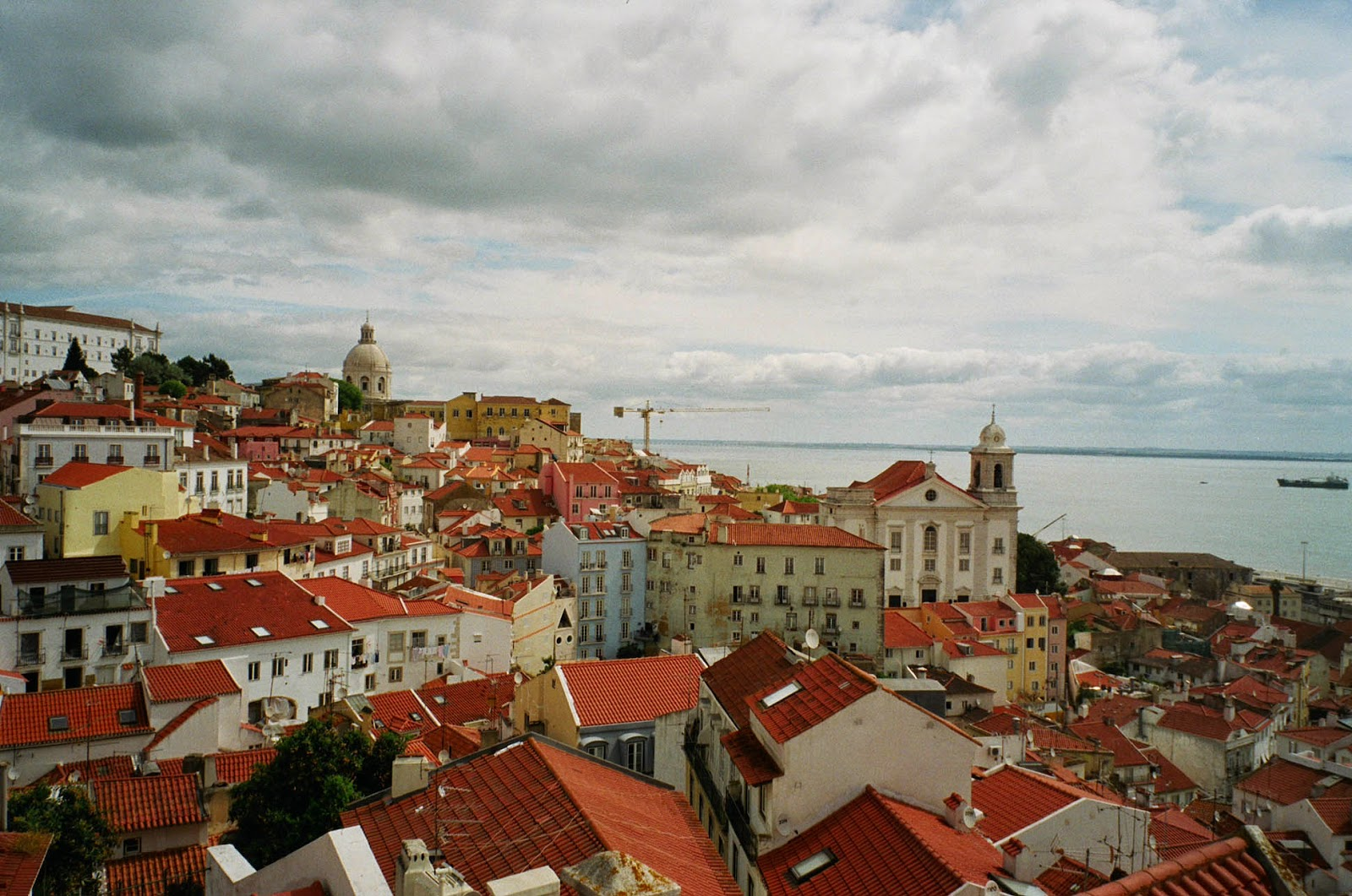 Lisbon Rooftop views