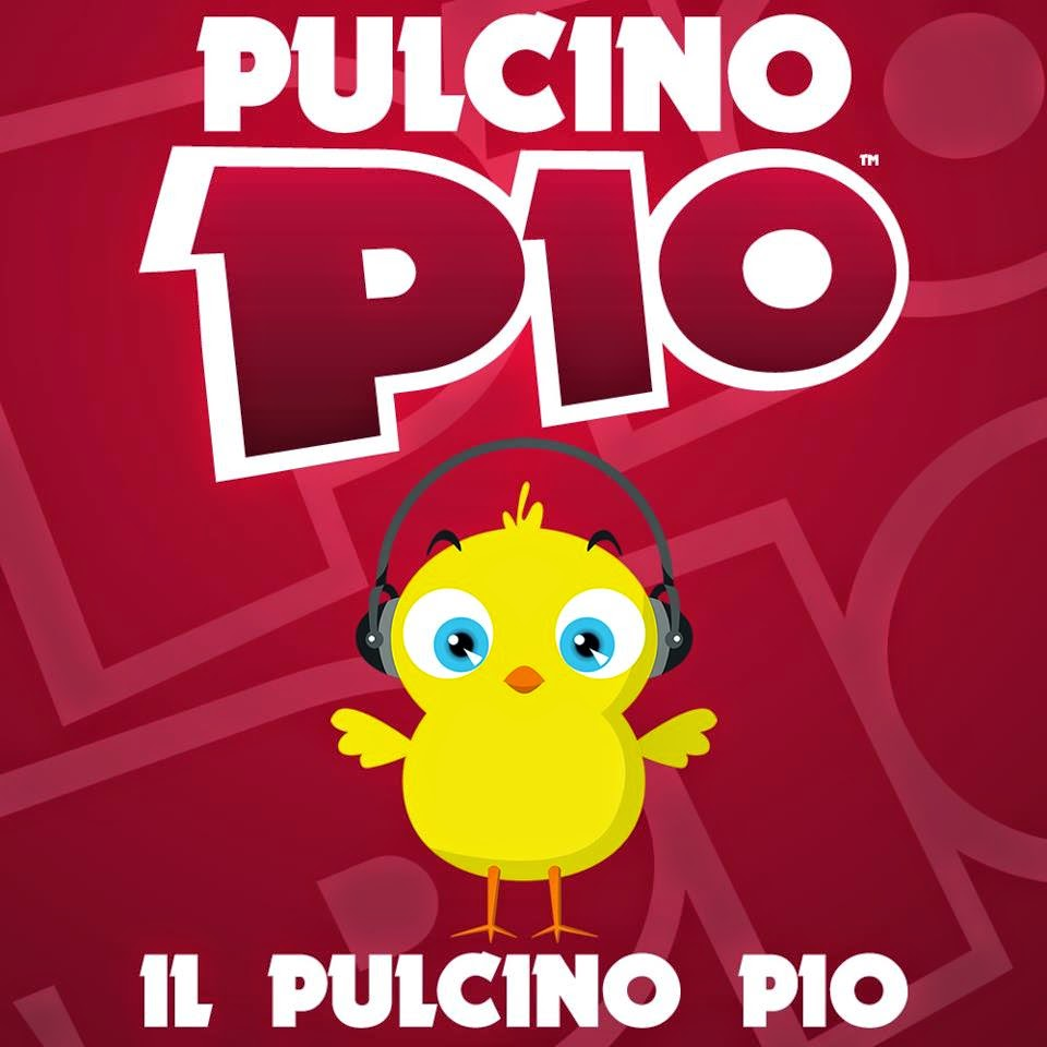 Pulcino Pio in Mandarin Chinese language
