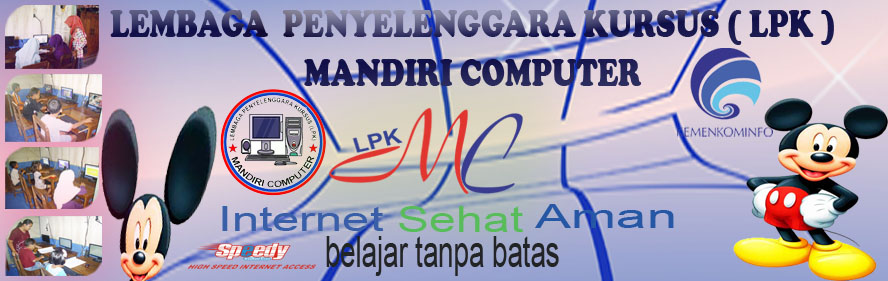 LPK MANDIRI COMPUTER