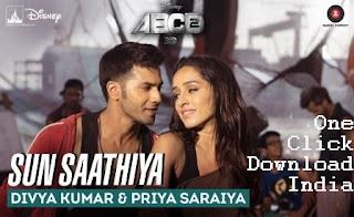 Sun Saathiya Song Lyrics