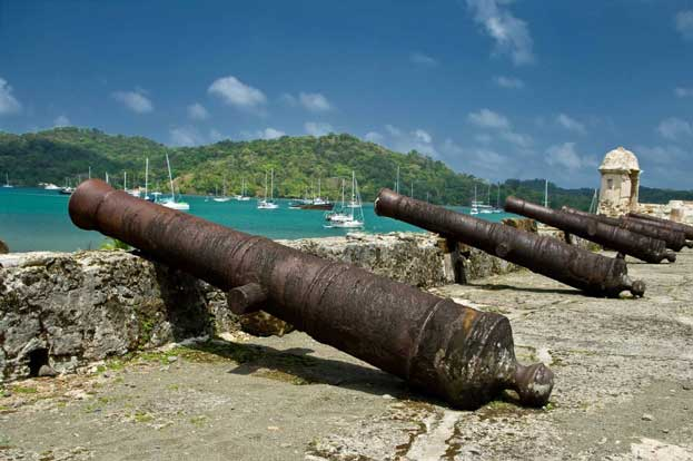 Fortifications on the Caribbean Side of Panama Heritage