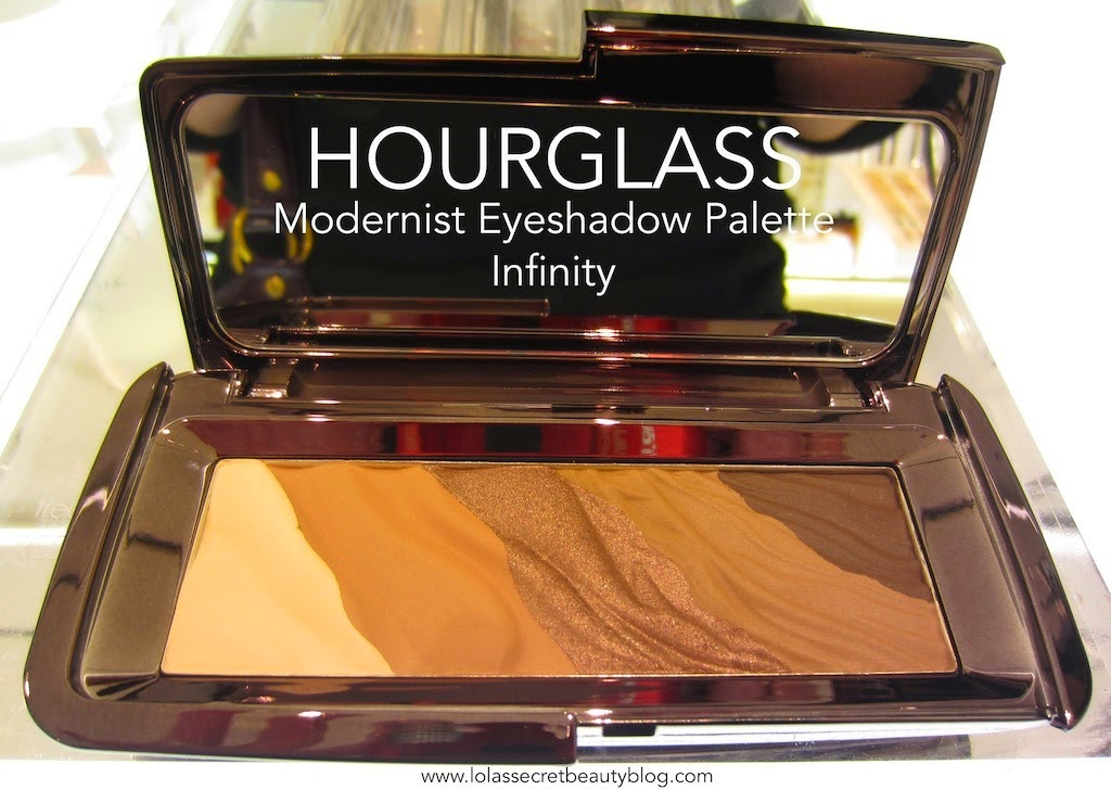 HOURGLASS Modernist Eyeshadow Palette Infinity SWATCHES!