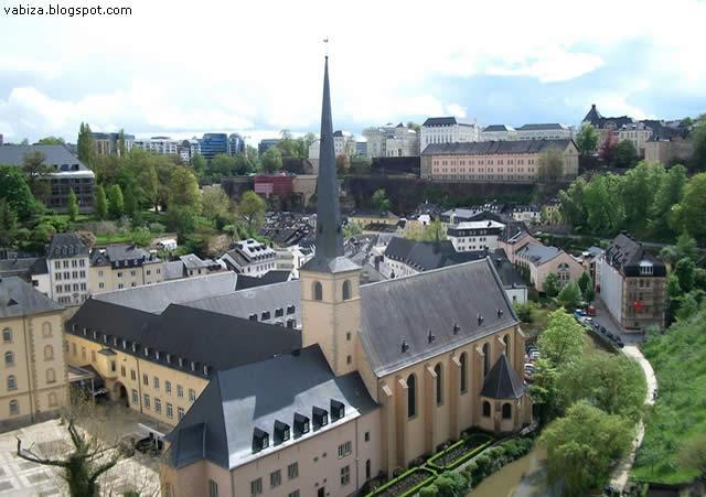 Grão-Ducado de Luxemburgo - Europa Ocidental