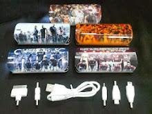 Power Bank Gambar Sablon Murni Mah