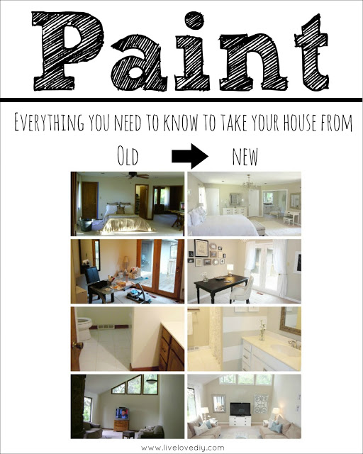 Livelovediy 10 home improvement ideas how to make the for How to paint trim