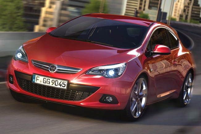 chevrolet 39 s garage opel astra gtc segue fiel a prot tipo. Black Bedroom Furniture Sets. Home Design Ideas