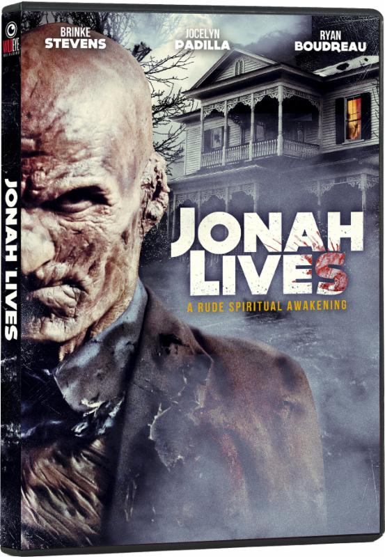 Jonah Lives cover art
