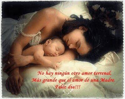 Feliz dia de la madre