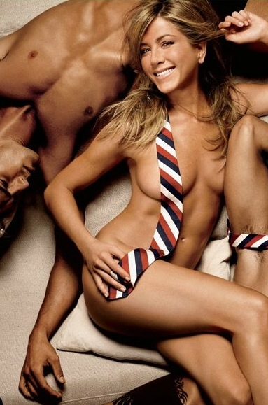 jennifer aniston hot nude