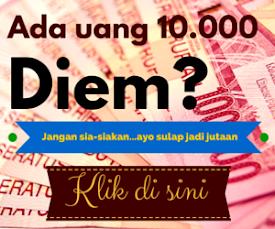 Manfaat uang 10.000