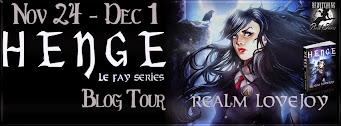 HENGE Blog Tour: