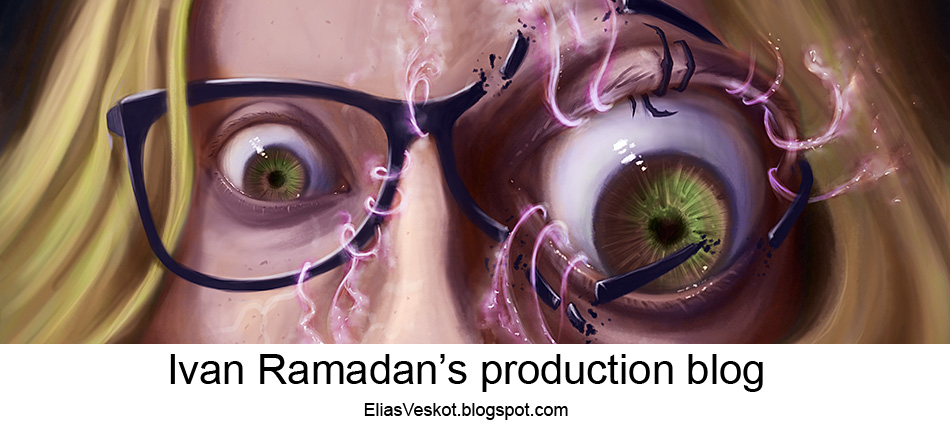 Ivan Ramadan's production blog