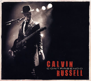CALVIN RUSSELL - CONTRABENDO live (2011)