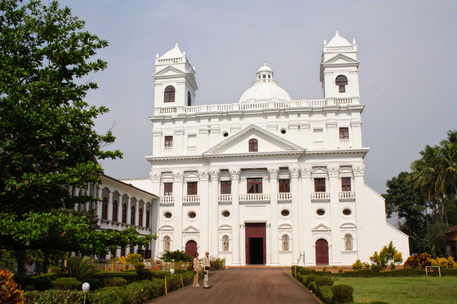 Eglise Saint-Gaétan. Goa
