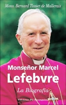 Monsignor Bernard Tissier de Mallerais...