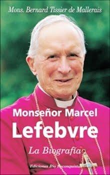 Monsignor Bernard Tissier de Mallerais...
