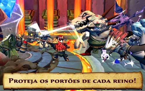 Download DEFENDERS & DRAGONS Android