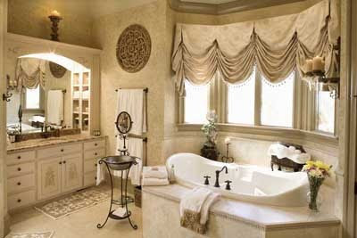 Bathroom Layout on Modern Furniture  Bathroom Window Curtains Designs 2011