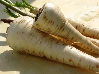 Recettes Légumes anciens-Panais braisés en persillade