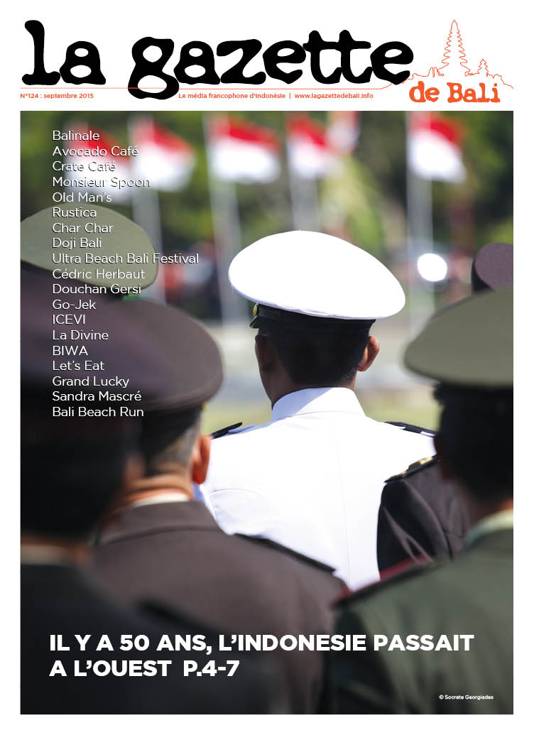 La Gazette de Bali septembre 2015