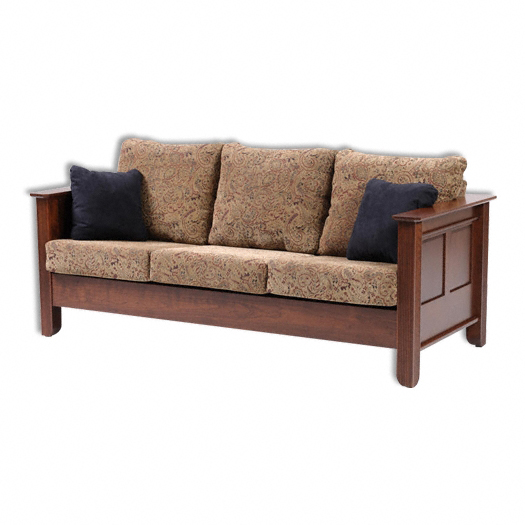 Solid wood sofa designs an interior design for Design sofa
