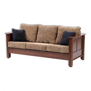 Solid Wood Sofa Designs.