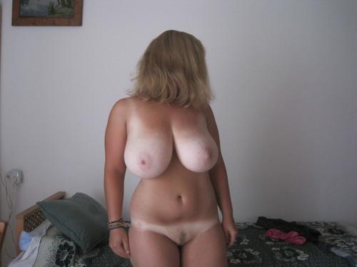 Фото ню частное большие груди