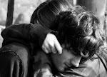 Te dar um abraço...