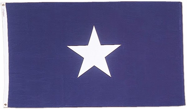Bonnie Blue Flag 1810-present