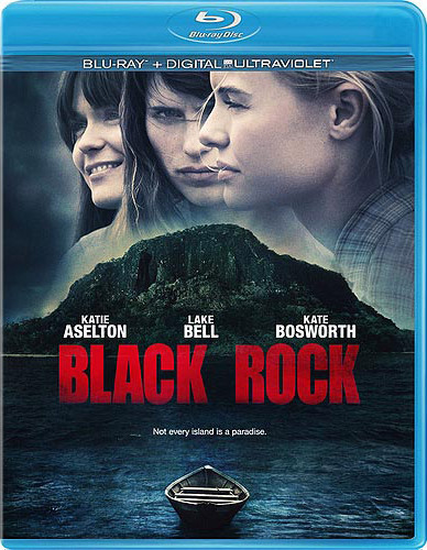 Filme Poster Black Rock BRRip XviD & RMVB Legendado