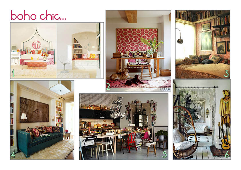 Boho Chic Room Decor