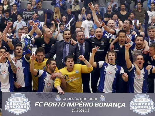 Campeão Nacional 2012/13