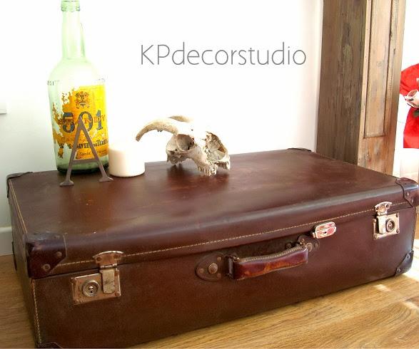 Maletas antiguas estilo vintage, venta de maletas y equipaje antiguo en valencia