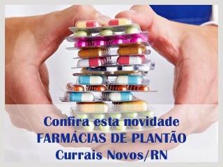 FARMÁCIA DE PLANTÃO