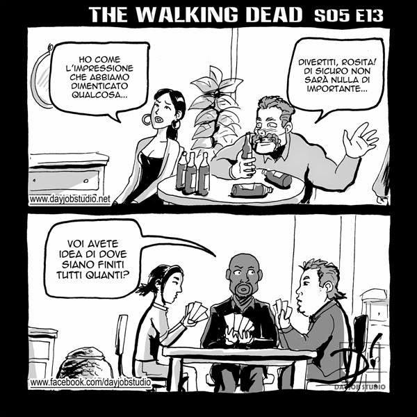 The Walking Dead 5x13 (Dayjob Studio)