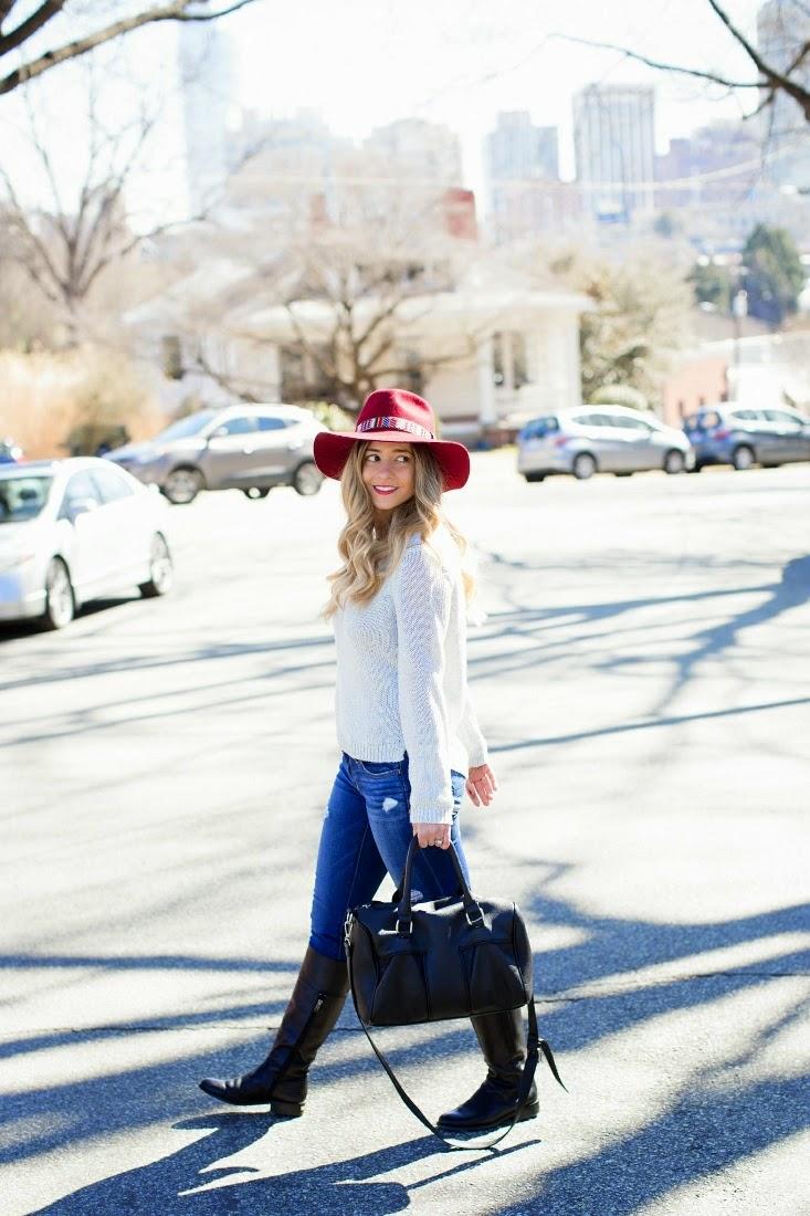 Raleigh NC Fashion Blogger Street Style