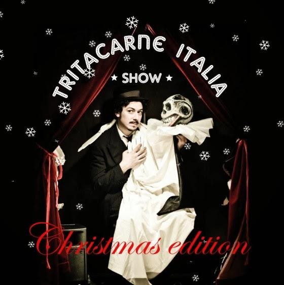 Davide Lorenzo Palla e il Tritacarne Italia Show a Milano dal 9 al 14 dicembre