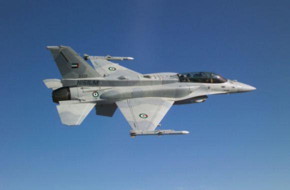 F-16 Block 60 UEA