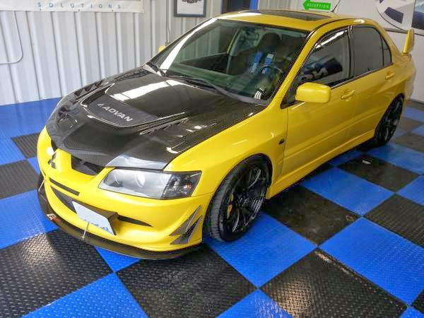 2003 lancer evolution evo 8 for sale 4x4 cars. Black Bedroom Furniture Sets. Home Design Ideas